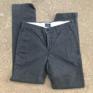 Men's Grey Levi Strauss Pants   WW5